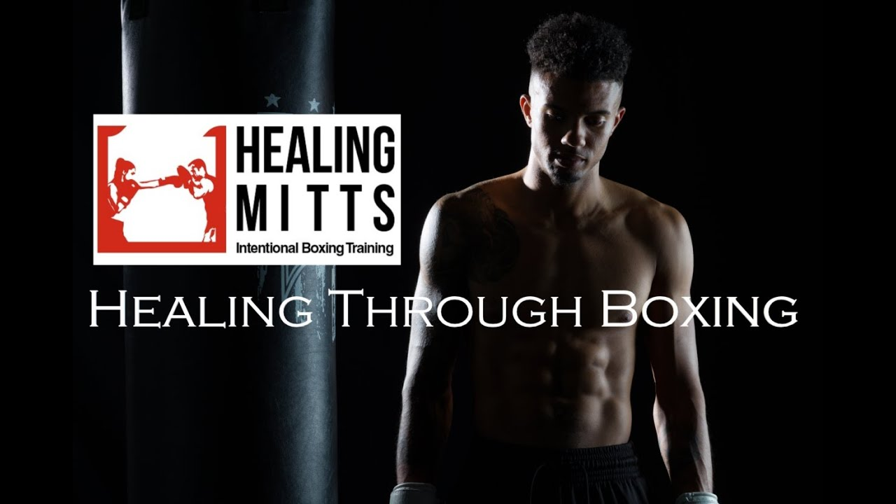 Healing Through Boxing: The Healing Mitts Intentional Boxing Training™ System