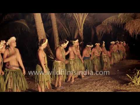 Ifalik tribes of Yap state : Caroline Islands in the Pacific
