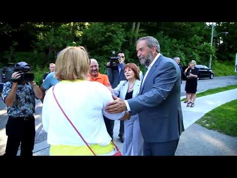 Mulcair promise more money for infrastructure