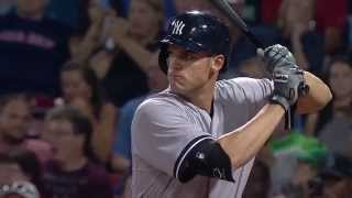 MLB 2015 31 Aug  Boston Red Sox vs New York Yankees