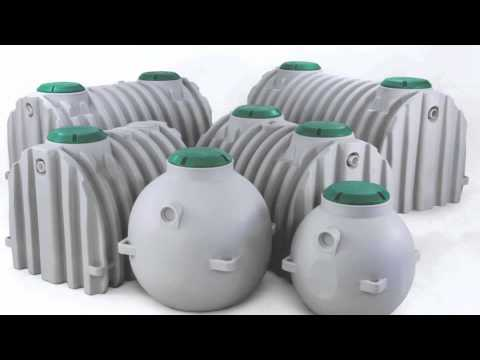 Poly Septic Tanks General Information Youtube