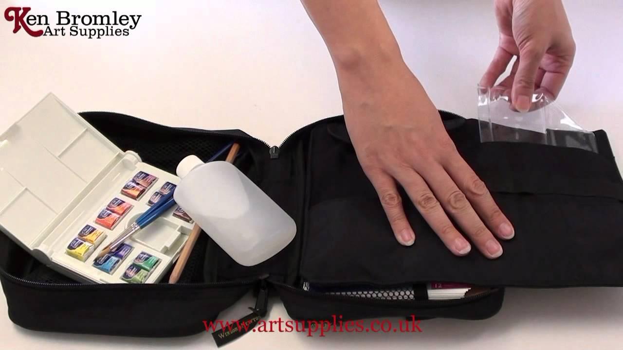 Travel Artist Bag
