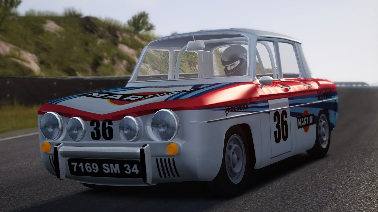 assetto corsa renault r8 gordini download youtube. Black Bedroom Furniture Sets. Home Design Ideas