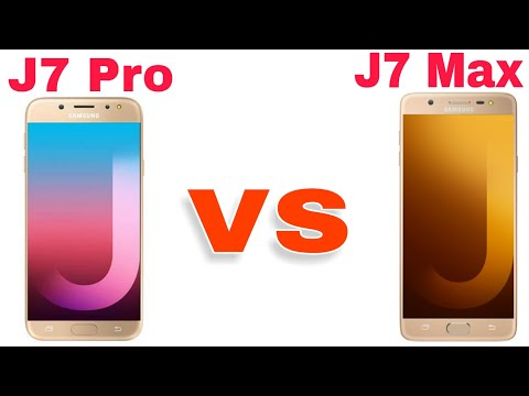 Samsung Galaxy J7 Pro VS Samsung Galaxy J7 Max : Specs Comparison!
