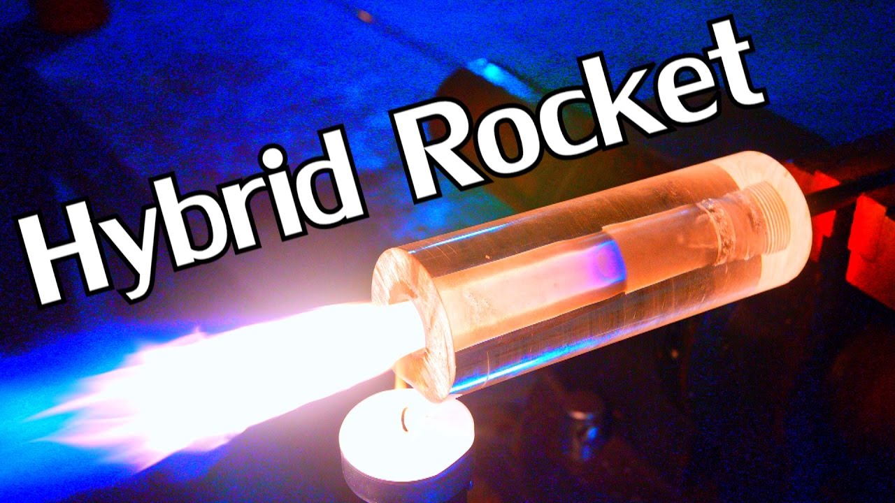 Building A Diy Transpa Hybrid Rocket Engine Nighthawkinlight You