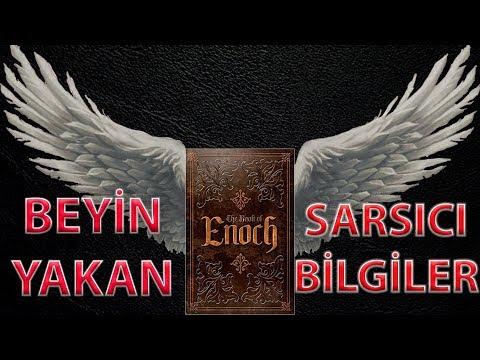 Peygamber Enok Ve Düşmüş Melekler,Nutkunuz Tutulacak,The Book Of Enoch And Fallen Angels,