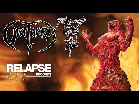 "OBITUARY - ""Loathe"" (Brand New Official Song)"