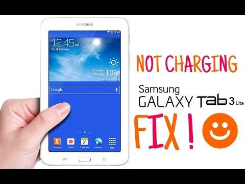 How to fix Samsung Galaxy Tab Not Charging Samsung tab 3 4 5 6 7 8 Galaxy 5  6 7 8 S5e 4G Tab A