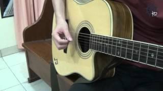 5 MENIT Belajar Gitar (Jangan Cintai Aku Apa Adanya - Tulus)