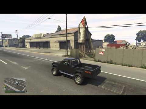 Grand Theft Auto Online - Karin Rebel (Clean Version) Spawn Point