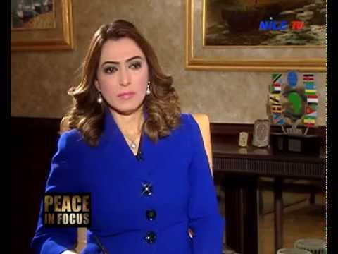 "THE ""ENTEBBE AGREEMENT"": ETHIOPIA, KENYA & EGYPT ON ""PEACE IN FOCUS"" WITH MONA SEWILAM, EGYPTIAN TV"