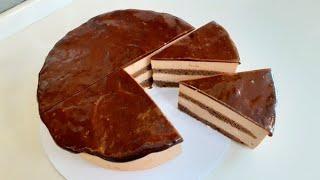Рецепт кофейного Торта с пышным суфле Изысканный вкус