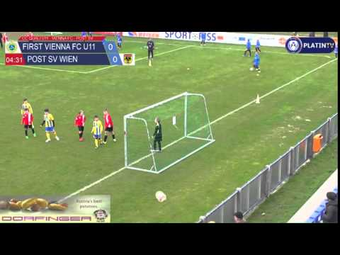Highlight - First Vienna FC U11 / Post SV Wien am 26.03.2016 11:18