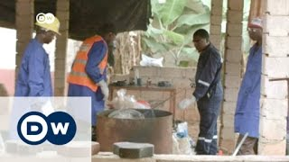 Cameroon: Cobblestones from plastic bags   Africa on the Move