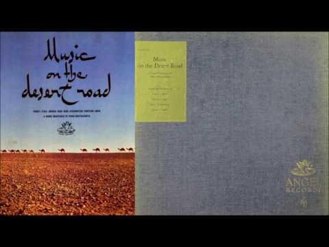 Music  the Desert Road  A Sound Travelogue 1956, vinyl