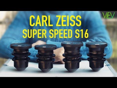 Carl Zeiss Super Speed S16 Cine Lenses | In-Depth Overview
