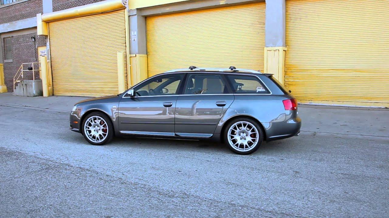 Audi S Avant YouTube - 2006 audi s4