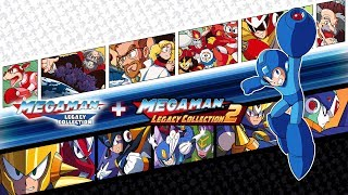 Mega Man Legacy Collection 1 + 2 Switch Announce Trailer thumbnail