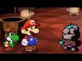 Paper Mario: The Thousand Year Door - Part 34 - Werehog Town