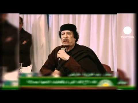 Каддафи ответил Саркози