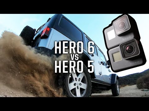 GoPro Hero6 Review | What's New? | Image Stabilization, Audio, Protune, Slow Motion Tests 🚀