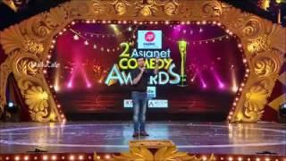 Ramesh pisharody full video 2 asianet comedy awards