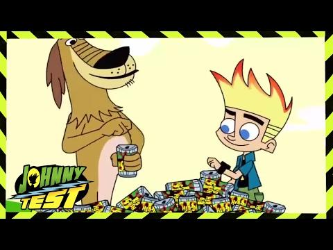 Johnny Test Full Episodes in English 🚀  Season 5 Compilation! (Episodes 5 - 8)