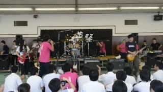 9月11日、文化祭がありました。 校舎の建築の関係でこれまでと違った雰...