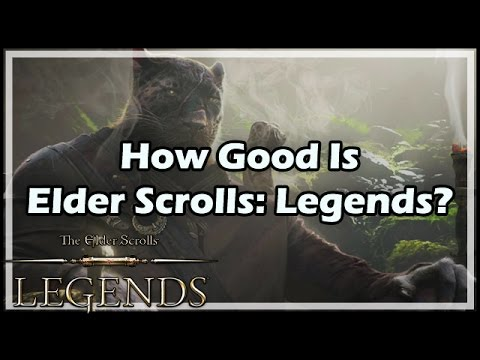 How Good Is The Elder Scrolls: Legends?