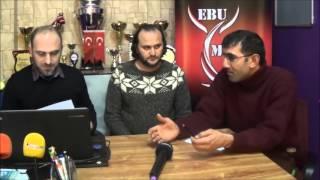EBU MEDYA – ENES AYAKKABICILIK FUTBOL TURNUVASI 2. HAFTA A GRUBU YORUMLARI