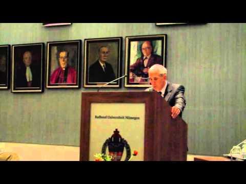 Robert Beauregard: Alexander von Humboldt Lecture: 'Buildings, Cities, and Material Semiotics'