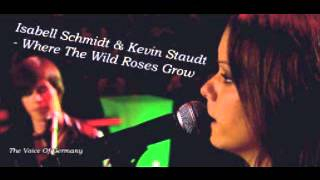 Isabell Schmidt vs Kevin Staudt - Where The Wild Roses Grow - The Voice Of Germany