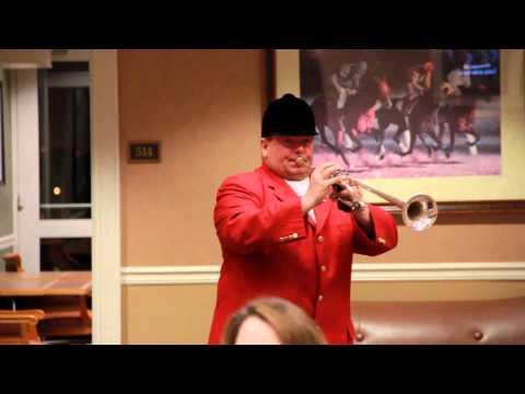 Kentucky Derby Bugler