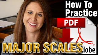How To Practice Major Scales
