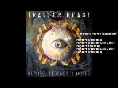 Immediate Music - Pandora´s Heaven (Extended)