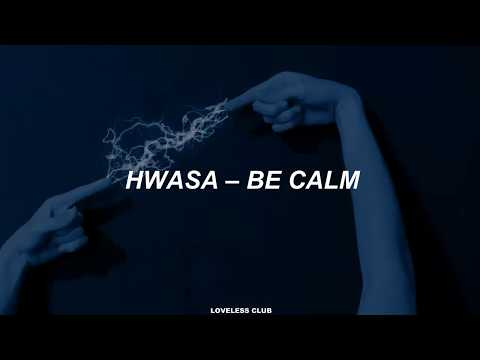 HWASA (MAMAMOO) – BE CALM [Sub. Español]