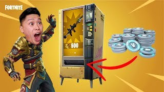 Hacking Fortnite Vending Machines (100% WORKS CHAQUE TEMPS)