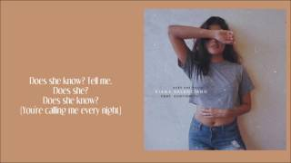 Kiana Valenciano - Does She Know (Lyrics)