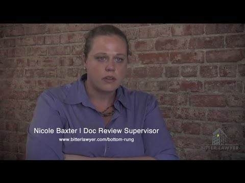 Nicole Baxter, Doc  Supervisor The Bottom Rung