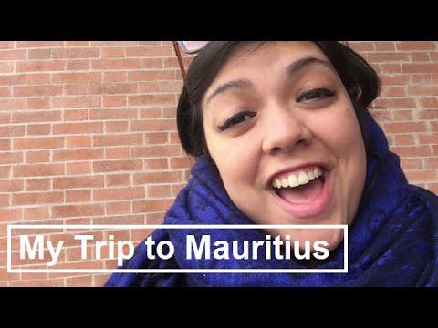 My Trip to Mauritius - Vlog 1