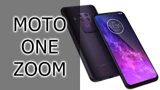 ОБЗОР | Motorola One Zoom - смартфон с 4-мя объективами