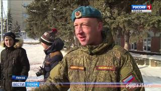Пензенским ветеранам Афганистана вручили медали «За ратную доблесть»