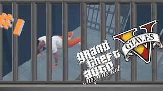 GTA V RP #1 | MIS AMIGOS DE LA CÁRCEL | Gameplay Español