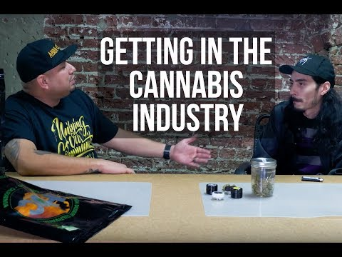 John Mendoza : Getting in the Cannabis Industry in California