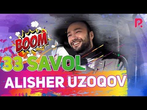 33 Savol - Alisher Uzoqov Nima Uchun Zapret Bo'lgan ?