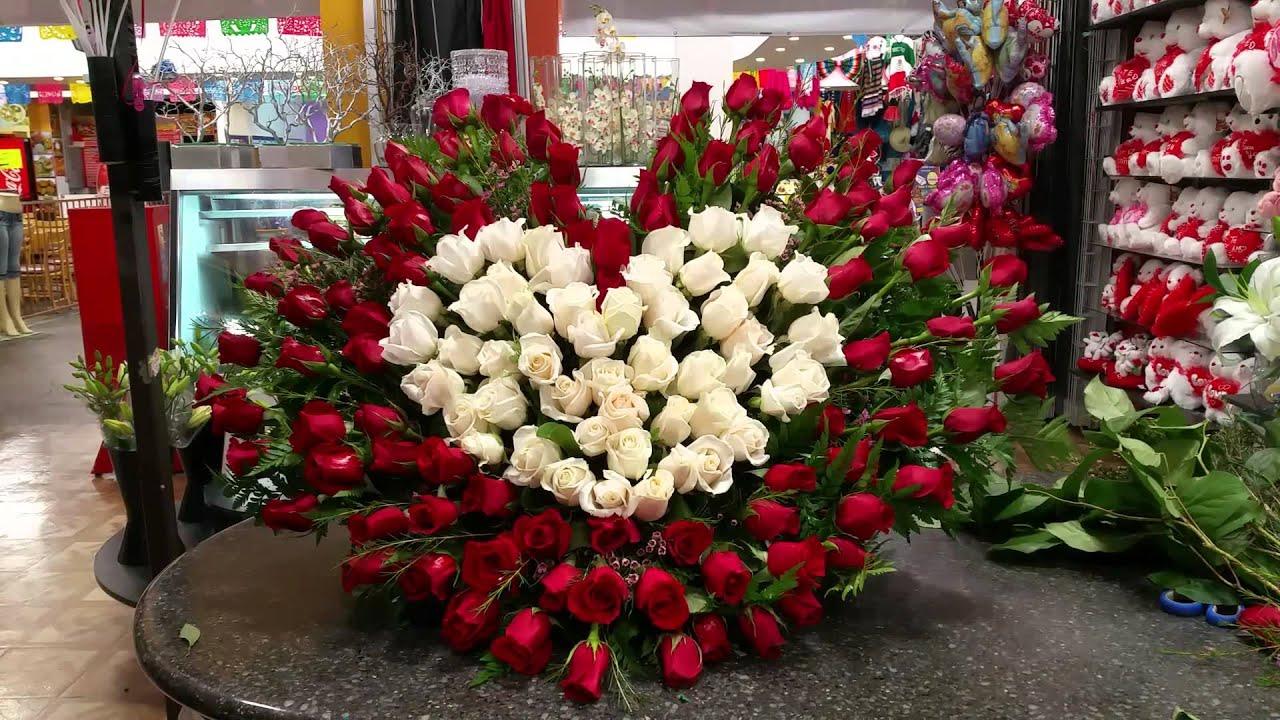 Arreglo De Rosas Floreria Mi Sueño