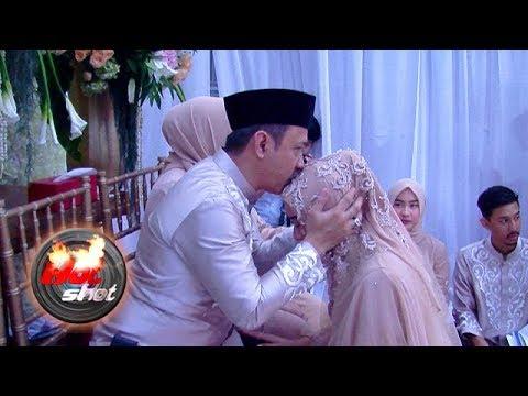 Tangis Haru Adi Bing Slamet Saat Adzana Minta Restu untuk Menikah - Hot Shot 30 Juni 2018
