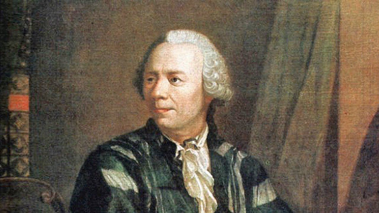 history on paul euler The extraordinary sums of leonhard euler • history/biography: • number theory: paul jones your presenters overview øfirst, and most importantly.