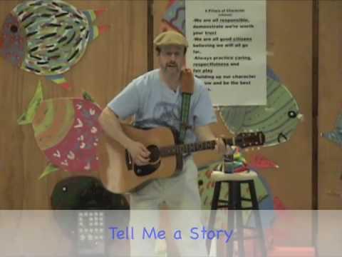 Harvey Heilbrun - Storyteller