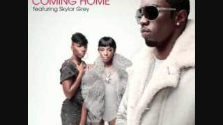 P Diddy Dirty Money - Coming Home (Instrumental)